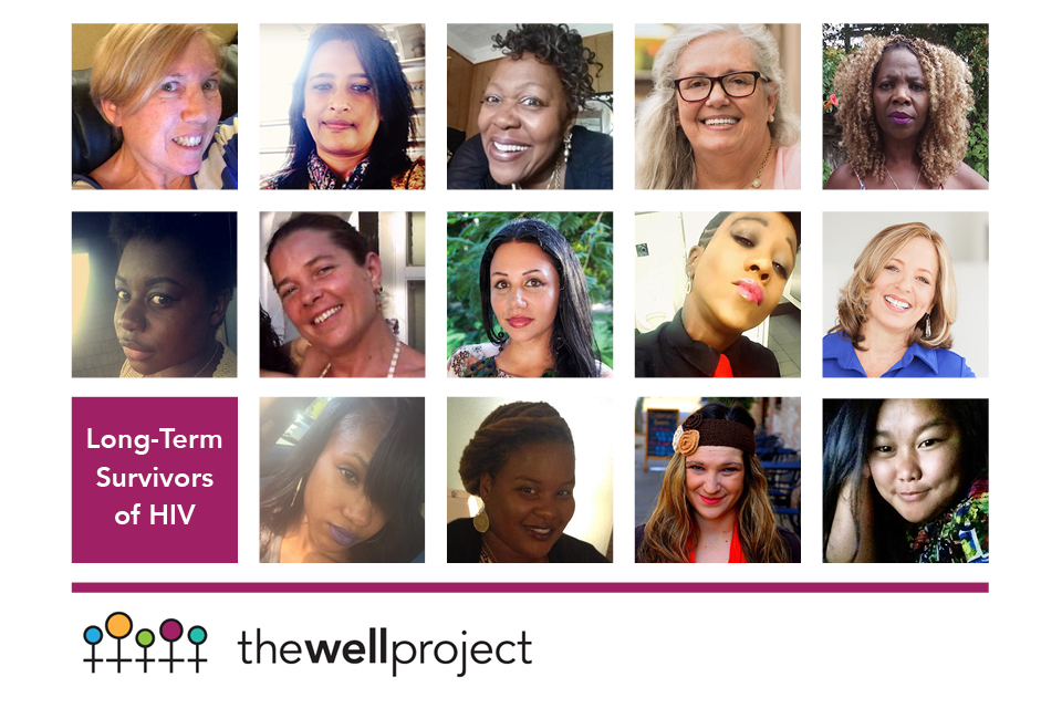 Long-Term Survivors of HIV | The Well Project